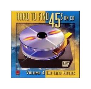 Cover - Billy Ward & His Dominoes: Hard To Find 45s On CD, Vol. 4: The Late Fifties