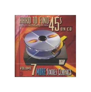 Cover - Kris Jensen: Hard To Find 45s On CD, Vol. 7: More Sixties Classics
