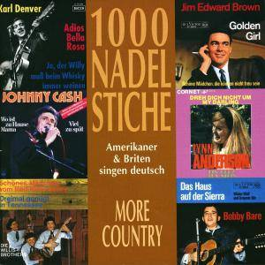 Cover - Bill Hayes: 1000 Nadelstiche - Amerikaner Und Briten Singen Deutsch - Folge 7 (More Country)