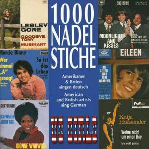 Cover - Connie Stevens: 1000 Nadelstiche - Amerikaner Und Briten Singen Deutsch - Folge 9 (US Girls)