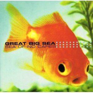 Cover - Great Big Sea: Sea Of No Cares