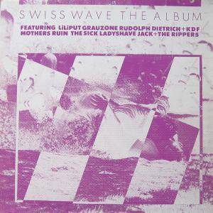 Swiss Wave The Album - Cover