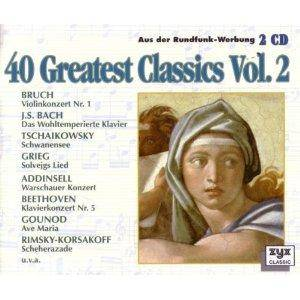 Cover - Agustín Lara: 40 Greatest Classics Vol. 2