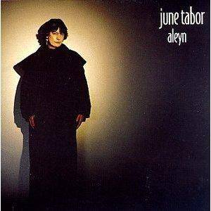 Cover - June Tabor: Aleyn