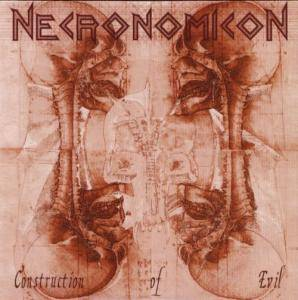 Cover - Necronomicon: Construction Of Evil