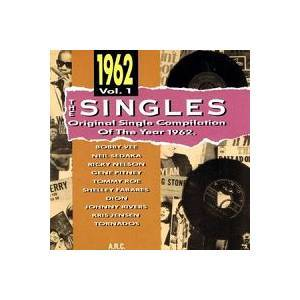 Cover - Kris Jensen: Singles - Original Single Compilation Of The Year 1962 - Vol.1, The