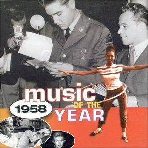 Cover - Terry Dene: Music Of The Year 1958