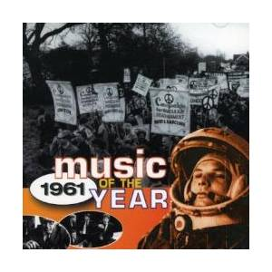 Cover - Doug Sheldon: Music Of The Year 1961