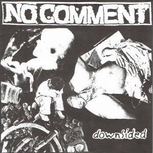 Cover - No Comment: Downsided