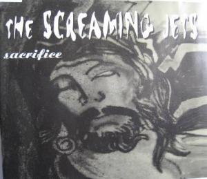Screaming Jets, The: Sacrifice - Cover