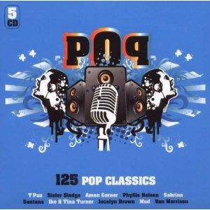 Cover - Maurice Williams & The Zodiacs: 125 Pop Classics