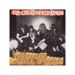 The Chesterfield Kings: Berlin Wall Of Sound, The - Cover