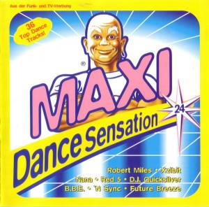 Cover - Lisa Stansfield Vs. The Dirty Rotten Scoundrels: Maxi Dance Sensation 24