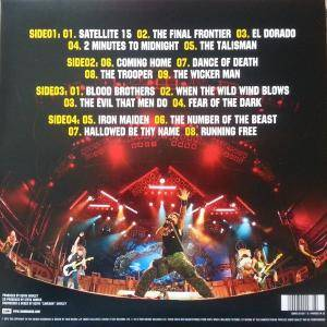Iron Maiden: En Vivo! (2-PIC-LP) - Bild 2