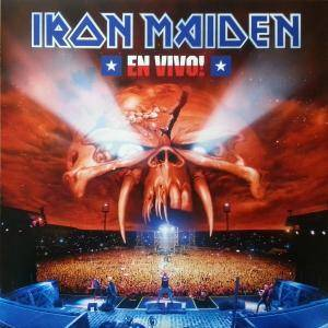 Iron Maiden: En Vivo! - Cover