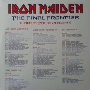 Iron Maiden: En Vivo! (2-PIC-LP) - Bild 4