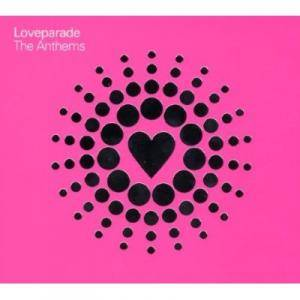 Cover - Cola Boy: Loveparade - The Anthems