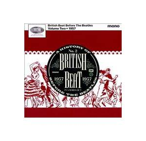 Cover - Terry Dene: British Beat Before The Beatles - Volume Two (1957)