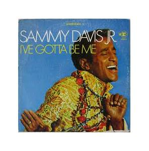 Cover - Sammy Davis Jr.: I've Gotta Be Me