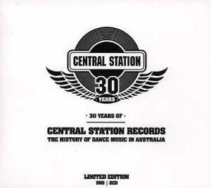 Central Station 30 Years - Cover