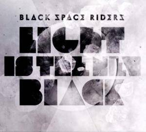 Cover - Black Space Riders: Light Is The New Black