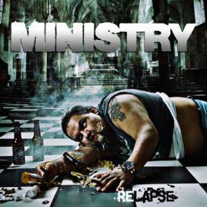 Ministry: Relapse - Cover