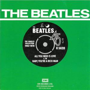 "The Beatles: All You Need Is Love (7"") - Bild 1"