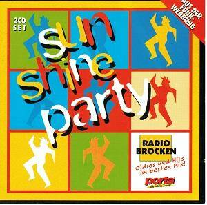 Sun Shine Party - Cover