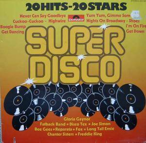 Cover - Revelation: Super Disco