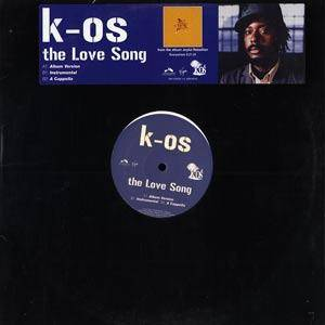 Cover - k-os: Love Song, The