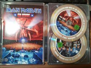 Iron Maiden: En Vivo! (2-DVD) - Bild 2