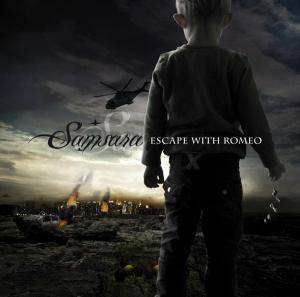 Cover - Escape With Romeo: Samsara