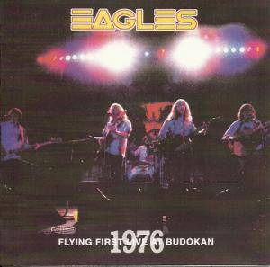Cover - Eagles: Flying First (Time)