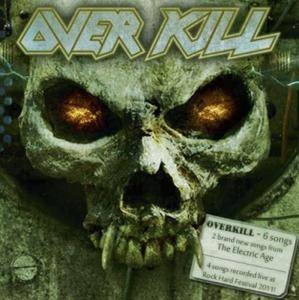Overkill: 6 Songs (Mini-CD / EP) - Bild 1
