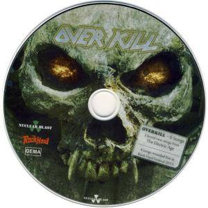 Overkill: 6 Songs (Mini-CD / EP) - Bild 5