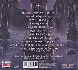 Axel Rudi Pell: Circle Of The Oath (CD) - Bild 2