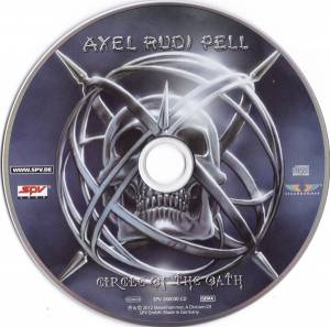 Axel Rudi Pell: Circle Of The Oath (CD) - Bild 3