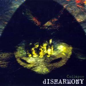Disharmony: Collapse - Cover