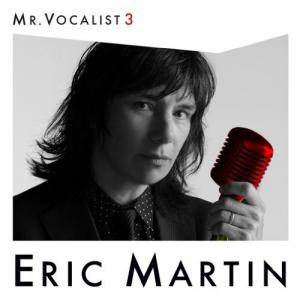 Cover - Eric Martin: Mr. Vocalist 3
