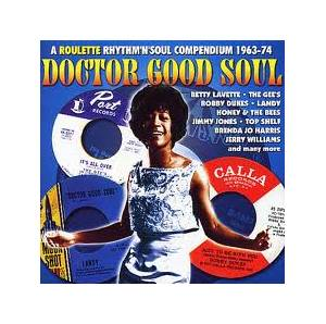 Cover - Freddie Scott: Doctor Good Soul