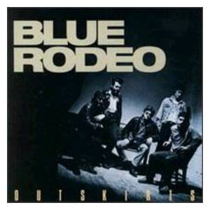 Cover - Blue Rodeo: Outskirts