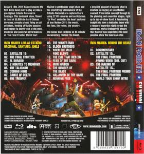 Iron Maiden: En Vivo! (Blu-Ray Disc) - Bild 2