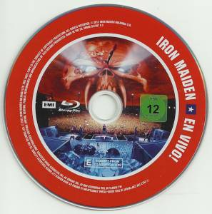 Iron Maiden: En Vivo! (Blu-Ray Disc) - Bild 3