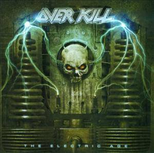 Overkill: Electric Age, The - Cover