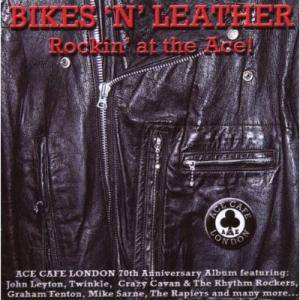 Cover - Twinkle: Bikes 'n' Leather: Rockin' At The Ace