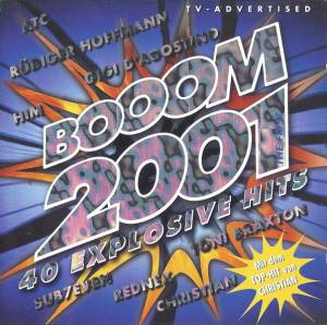 Cover - Fusion: Booom 2001 - The First