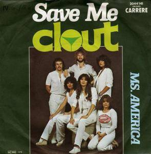 Clout: Save Me - Cover