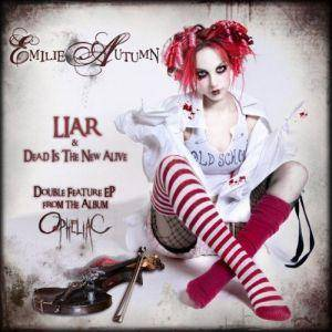Cover - Emilie Autumn: Liar & Dead Is The New Alive