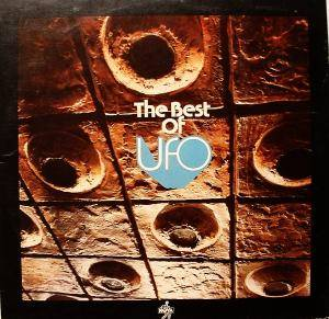 UFO: The Best Of (1973) - Cover