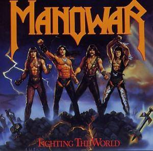 Manowar: Fighting The World (CD) - Bild 1